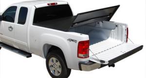 New 2014 Tonno Pro Silverado Tri Fold Tonneau Bed Cover
